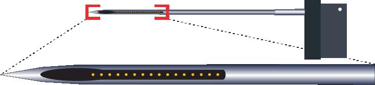 Single 16 Channel RAC Electrode
