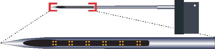 Tetrode 24 Channel RAC Electrode