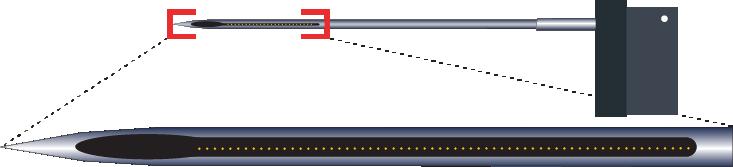 Single 64 Channel RAC Electrode