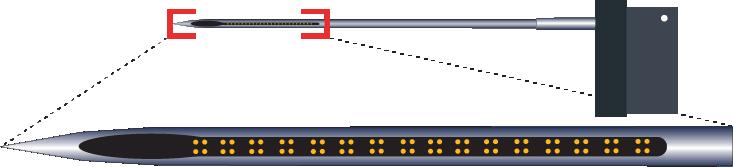 Tetrode 64 Channel RAC Electrode