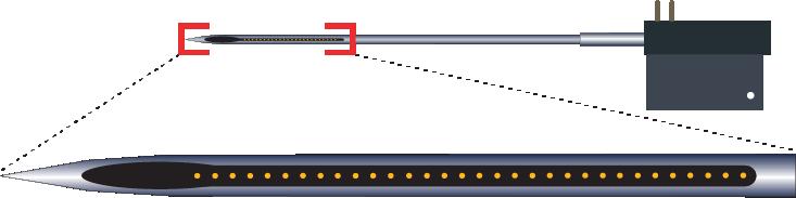 Single 32 Channel Electrode