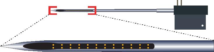 Stereotrode 24 Channel Electrode