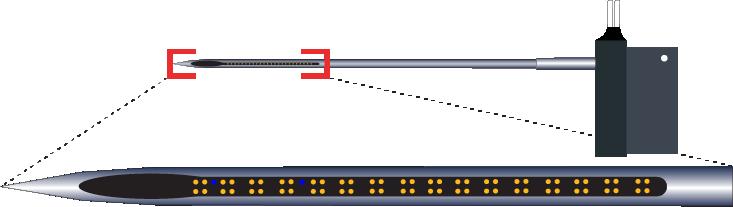 Tetrode 64 Channel RAC AND Optic Fiber
